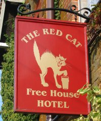 Red Cat Hotel P. Selwood